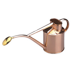 Bonsai tree tools bonsai tree watering can from haws copper 2 pint ebay - Haws copper watering can ...